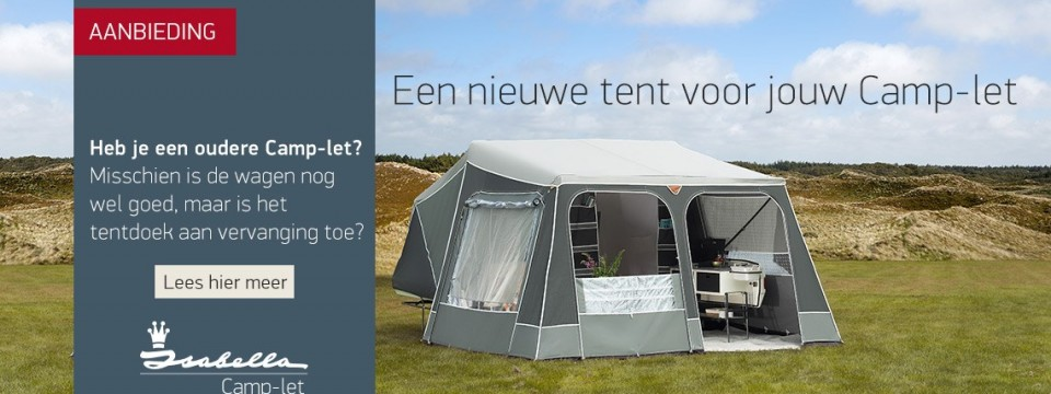 Camp-let winter actie